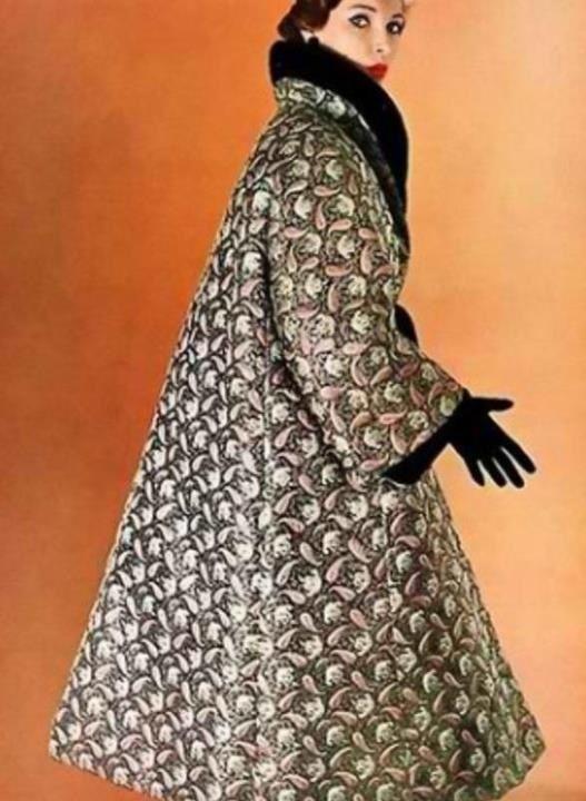 Vintage Dior 1955