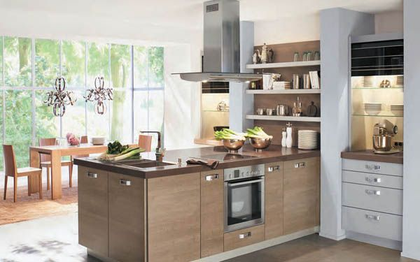 Kitchen Design With Peninsula 20 Modern Kitchen Designs For Large