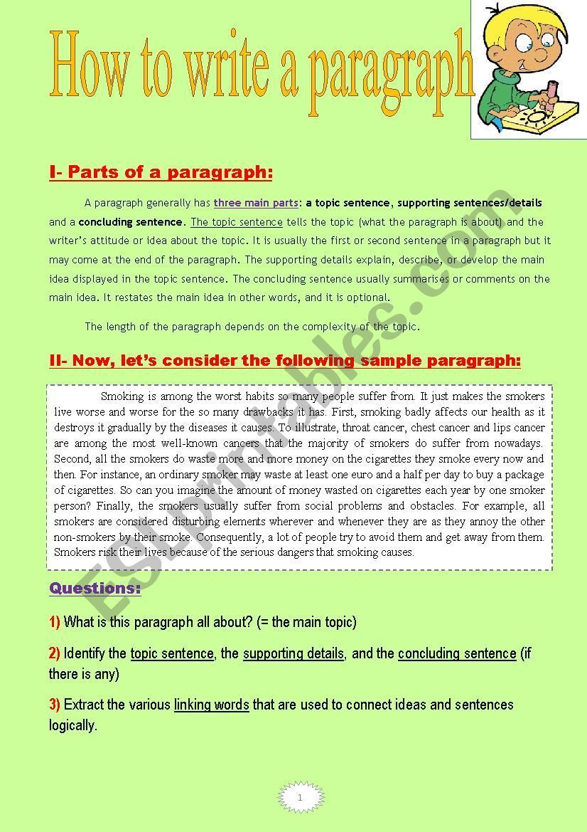 4th Grade Paragraph Writing Worksheets Printable Worksheets Are A Precious School Room Tool Th In 2021 Paragraph Writing Topics Paragraph Writing Writing Worksheets [ 1169 x 826 Pixel ]