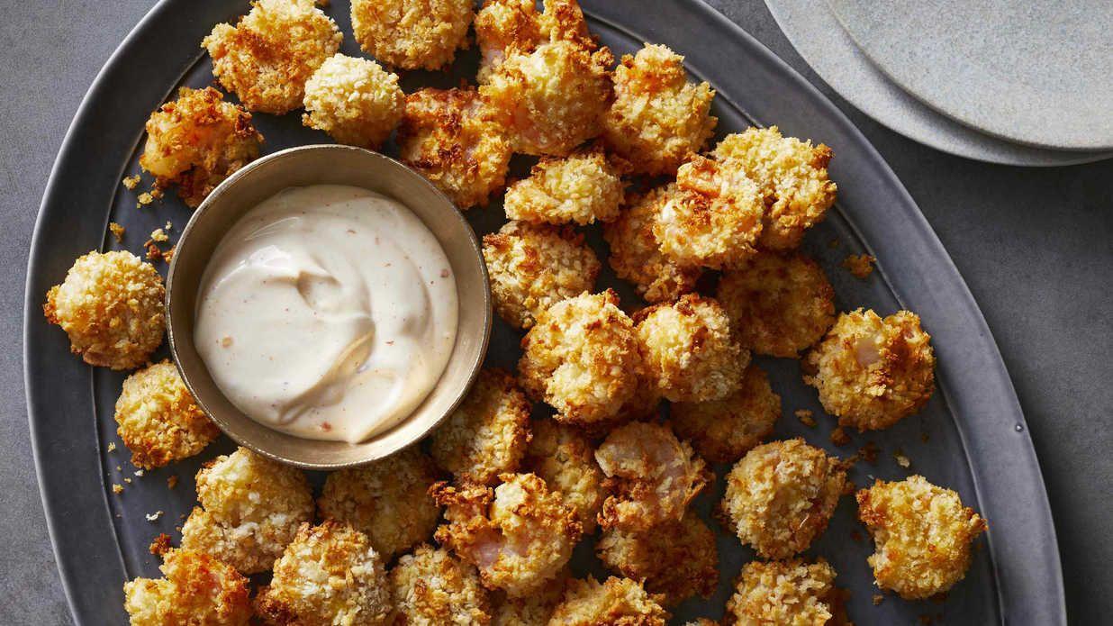 Air Fryer Popcorn Shrimp Recipe Recipe in 2020 Popcorn