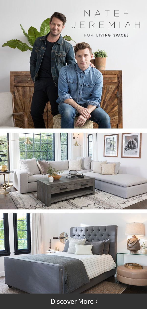 Explore curated looks by Nate Berkus Jeremiah Brent We ve teamed