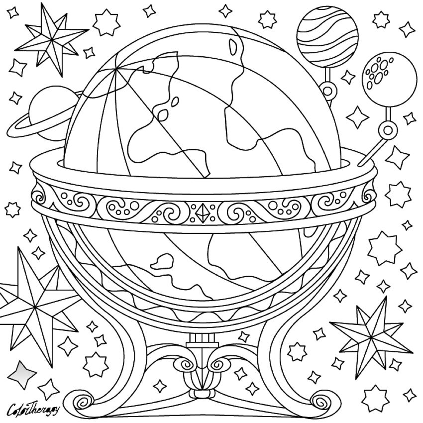 Coloring Book Pages For Ipad Pics