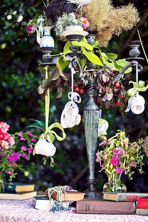 80 Whimsy Alice In Wonderland Wedding Ideas | HappyWedd.com #PinoftheDay  #whimsy #
