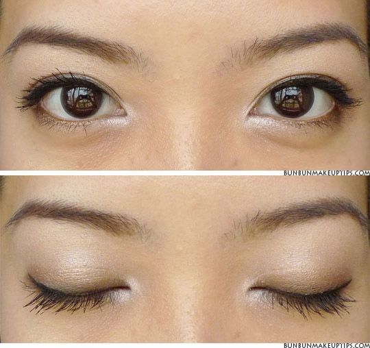 Nice Natural Asian Eye Makeup Asian Eye Makeup Simple Eye