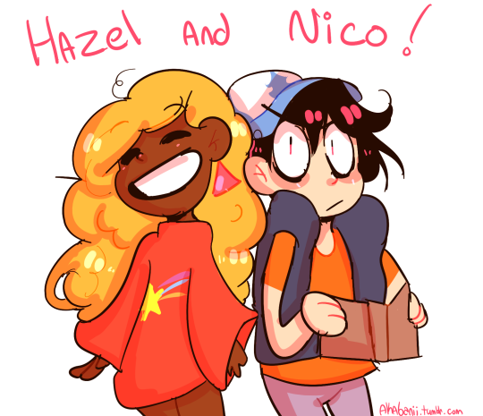 Gravity Falls cross over with Percy Jackson << AWW!!! This is ADORABLE!!!!!!!
