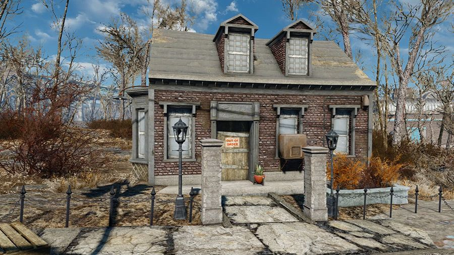 Cambridge Bungalow Player Home At Fallout 4 Nexus Mods And Community Bungalow House Styles House Design