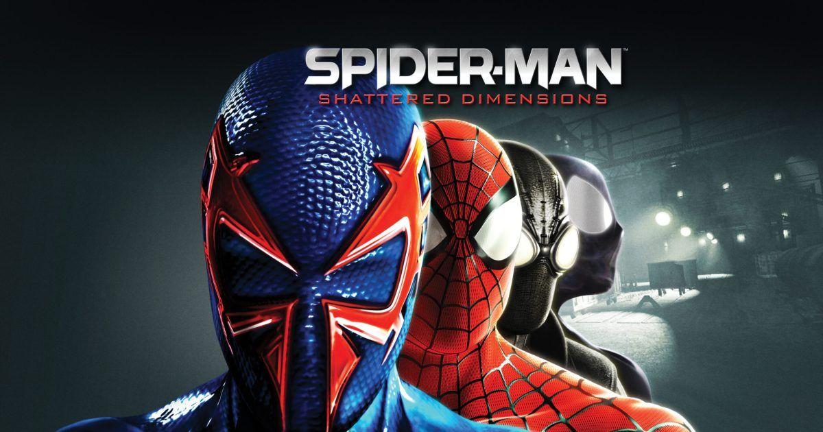 تحميل لعبة سبايدر مان Spider Man 4 لعبة الرجل العنكبوت للكمبيوتر متجر تحميل البرامج Spider Man Shattered Dimensions Spiderman Marvel Comics Wallpaper