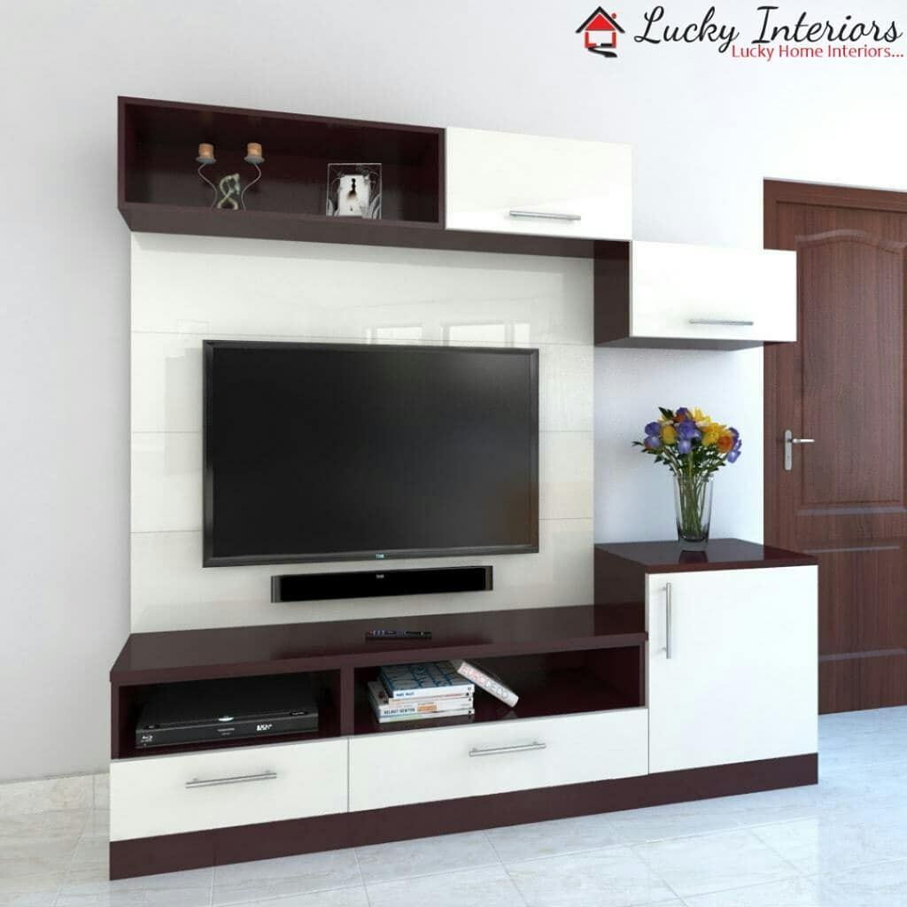 Display Tv And Accessories In Your Living Room With Stylis