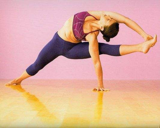 Especially Hard Yoga Poses For Advance Yogis