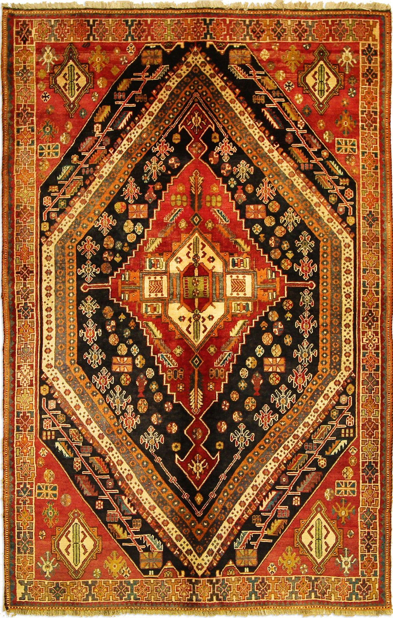 oriental qashqai rug 249 x 162 cm 249 x 162 cm rugs pinterest teppiche fliegender teppich. Black Bedroom Furniture Sets. Home Design Ideas