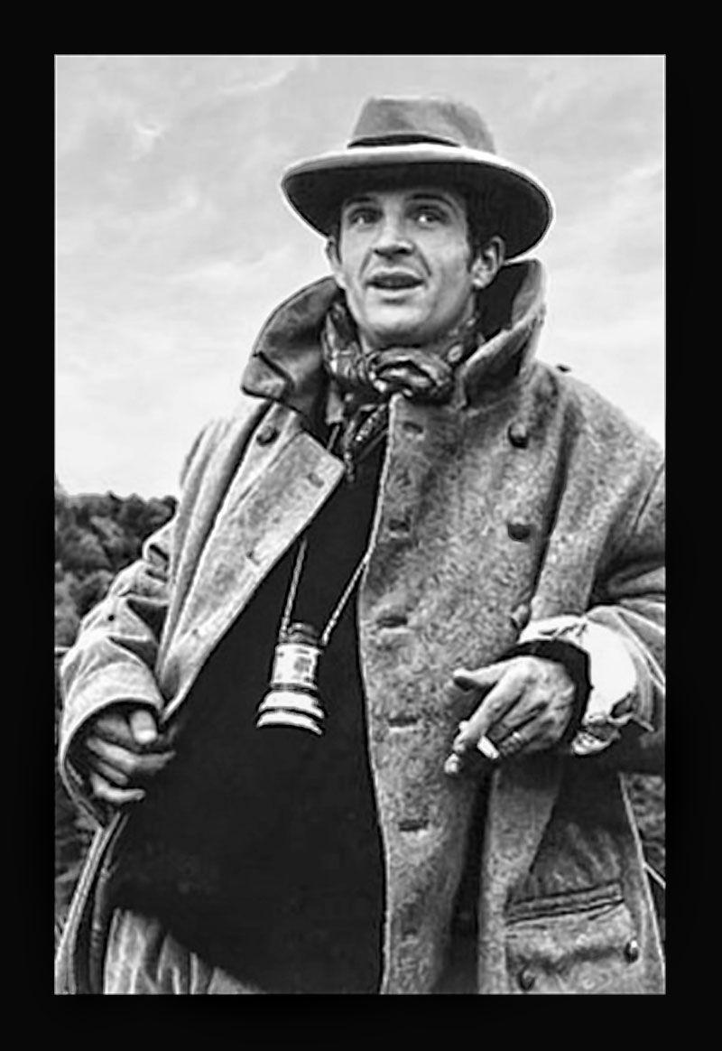 Francois Truffaut, 1971