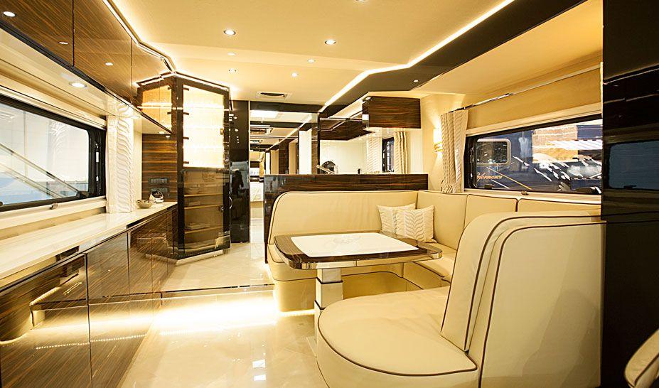 Mobiles badezimmer ~ Volkner mobil performance compact elegance badezimmer campers