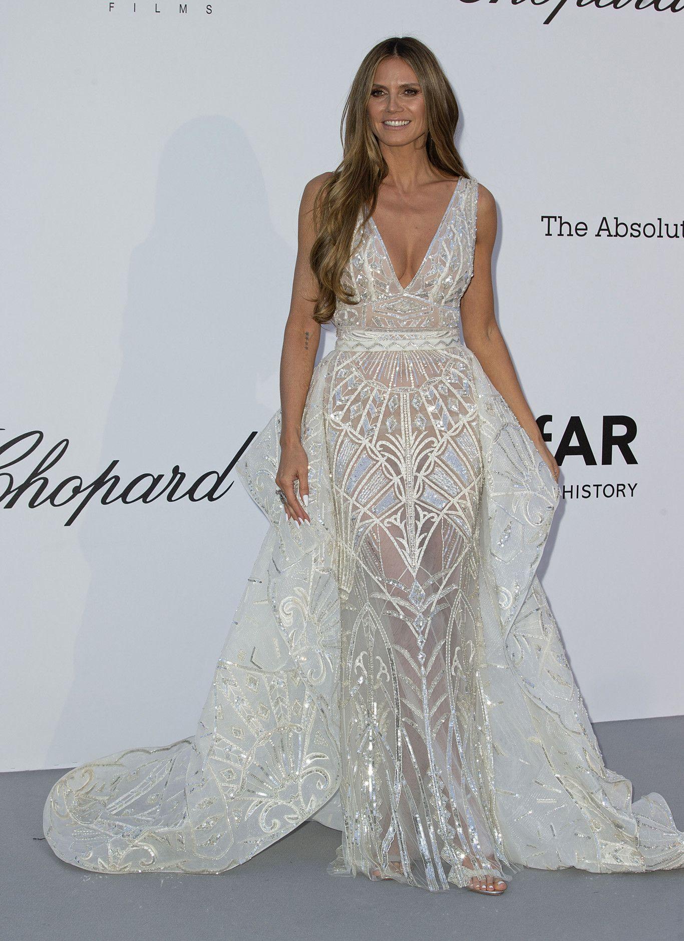 , El vestido de novia de Pilar Rubio ya lo llevó Heidi Klum en 2018, Anja Rubik Blog, Anja Rubik Blog