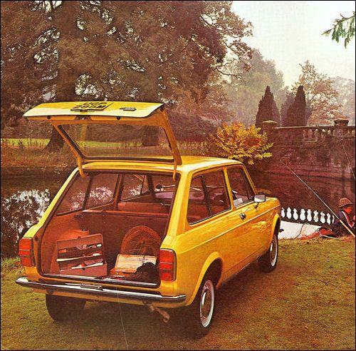 1976 Fiat 128 Familiare Fiat 128 Fiat Fiat Cars