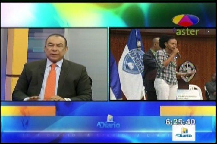 Cristhian Jiménez Y Geomar García Hablan Sobre La Situación De La UASD