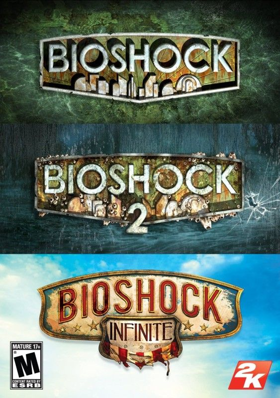 """Deal Of the Week: Amazon Offering """"Bioshock Triple Pack"""" For $19.99 - The Tech Journal"""