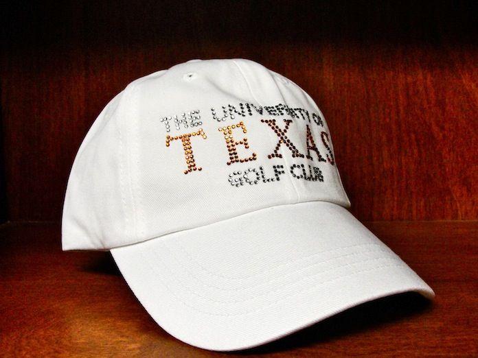 7424123e223 University of Texas Golf Club Bling Cap