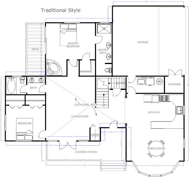 Perfect Design Your Home Floor Plan And View In 2020 Floor Plans Free Floor Plans Home Design Software