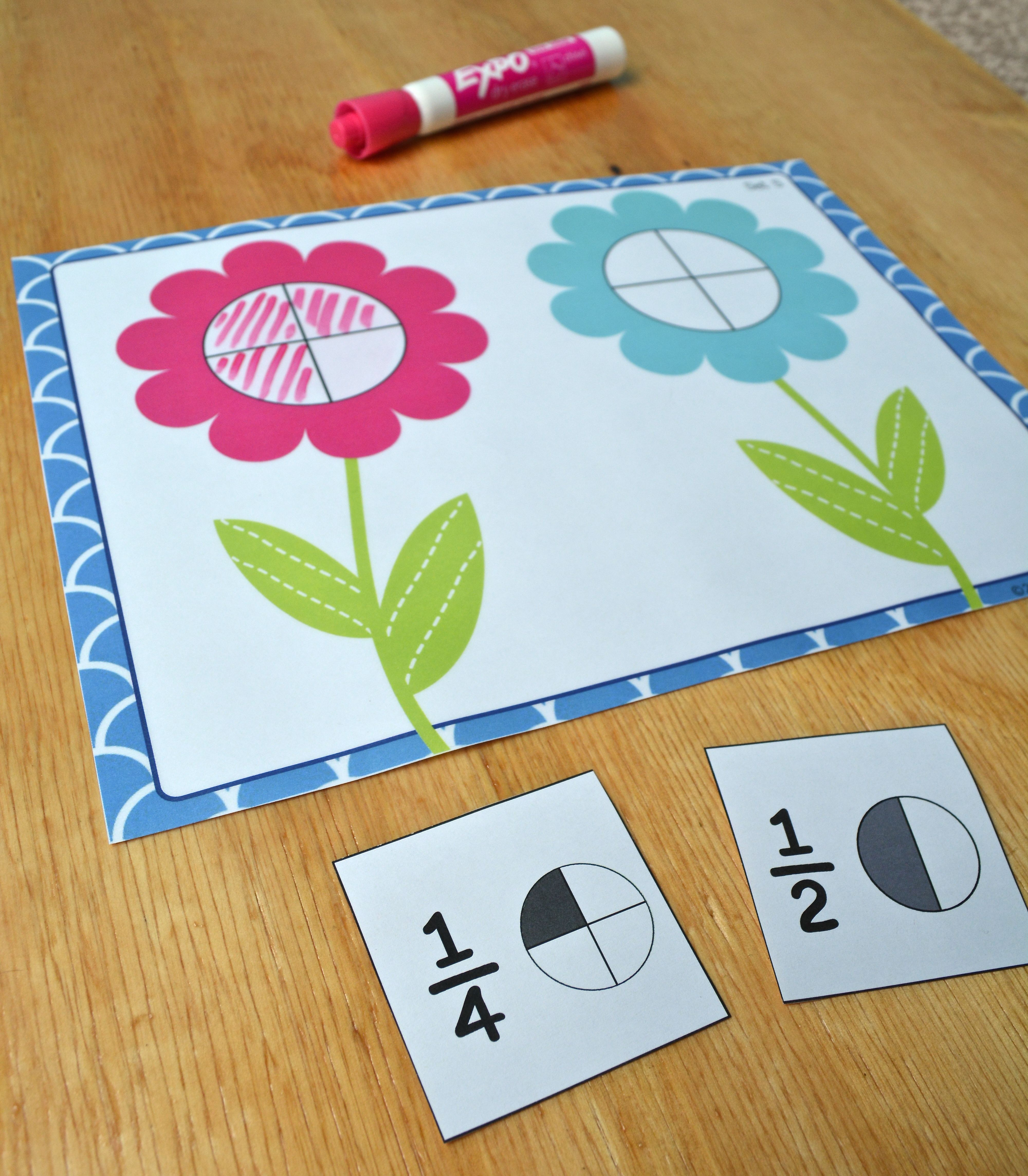 Spring Math Centers Amp Activities For First Grade