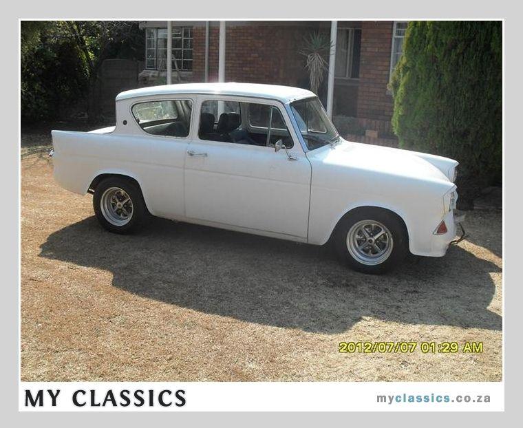 1959 Ford Anglia Classic Car