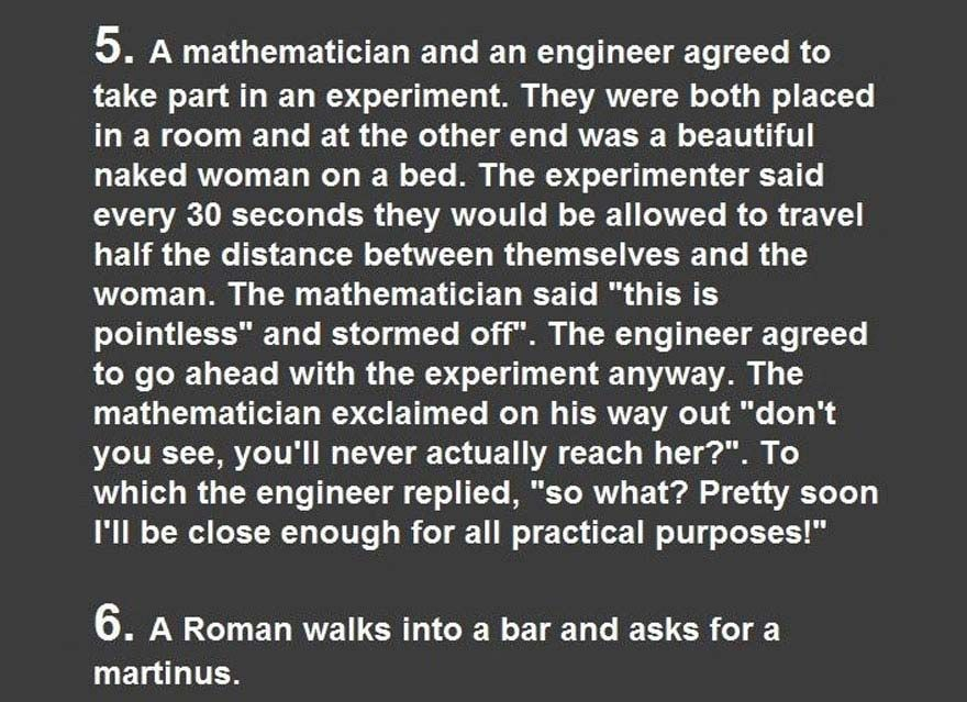 20 Jokes Only Really Smart Folks Will Get 6 Is Hilarious Sf