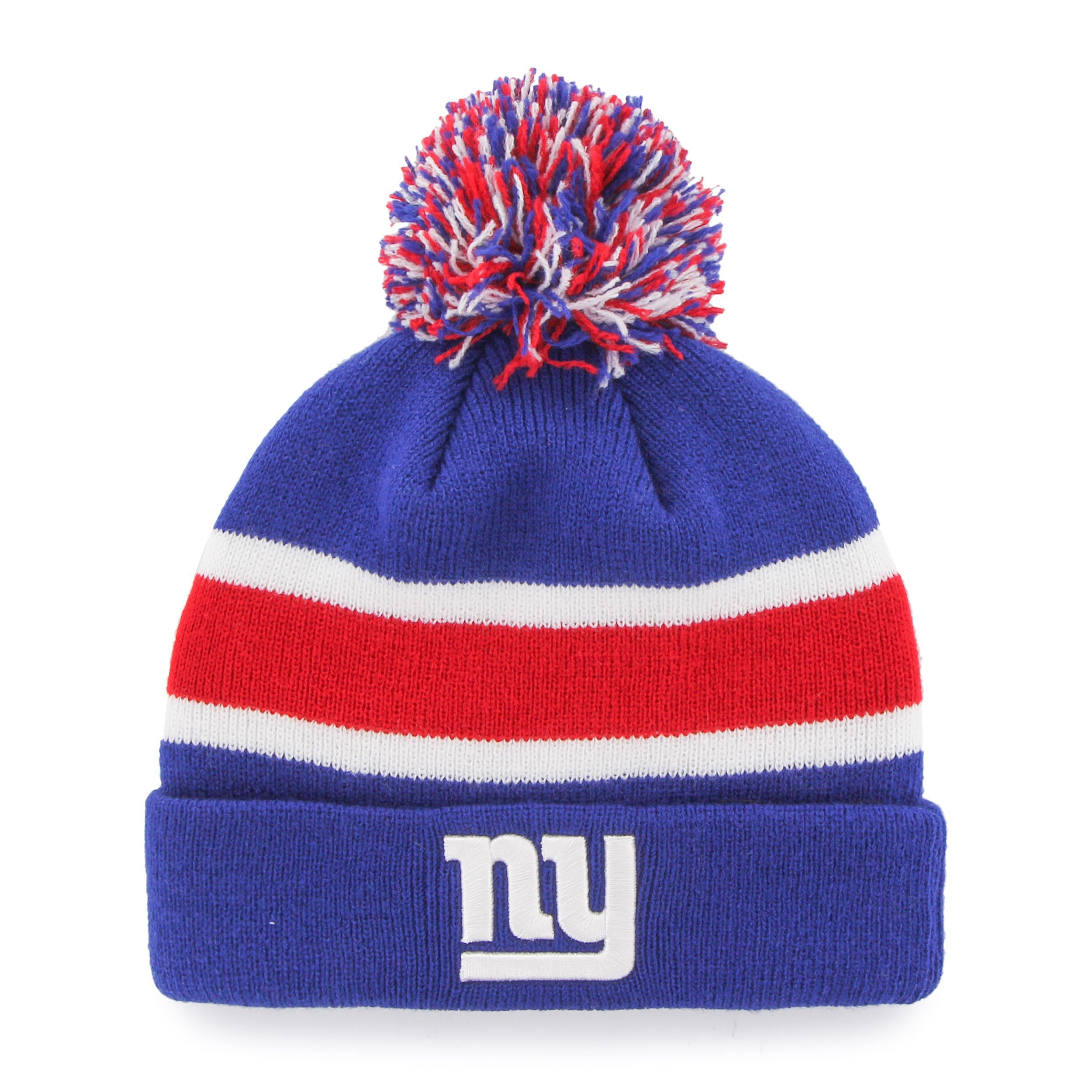 This 47 Brand New York Giants Breakaway Beanie Hat will keep you warm while  supporting your favorite NFL team. This soft comfortable officially  licensed ... 8d906a6ffb0