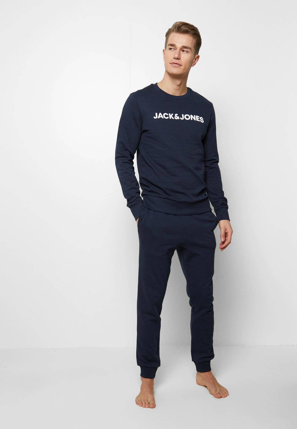 JACLOUNGE SET Pyjamas navy blazer Zalando.co.uk 🛒 in