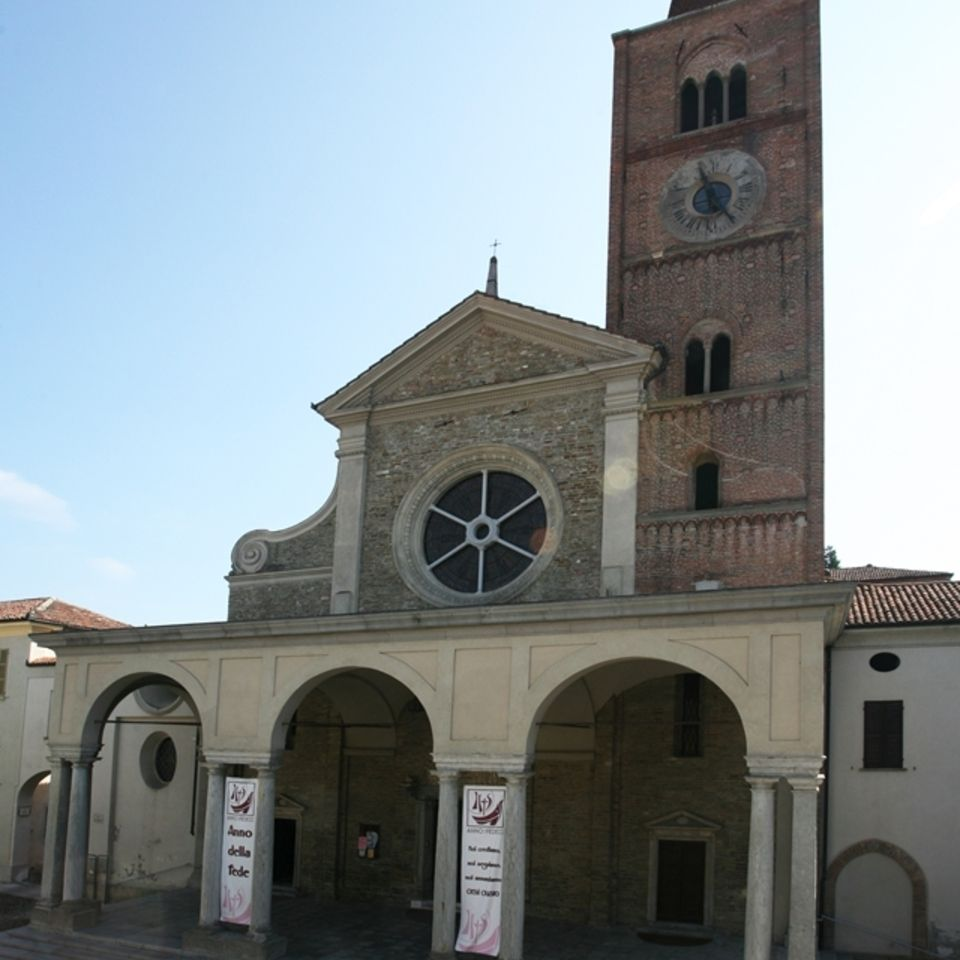 Cattedrale di Nostra Signora Assunta ad Acqui Terme (AL) - Info su storia, arte, liturgia e devozione sul sito web del progetto #cittaecattedrali