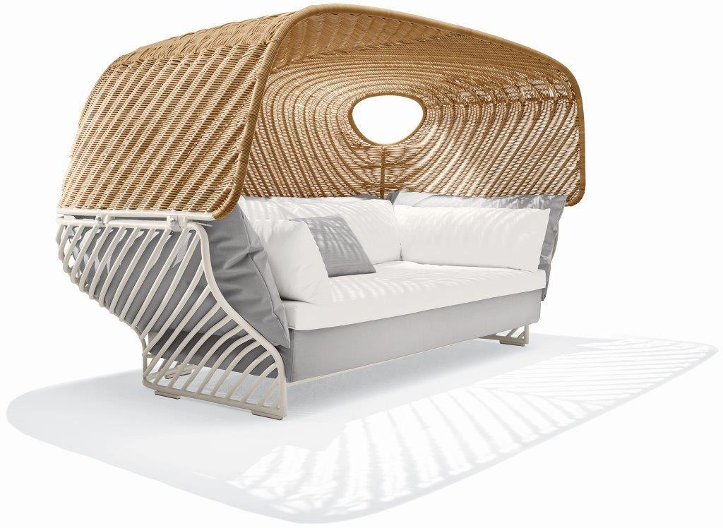 DEDON TIGMI 家具 Pinterest Rattan, Outdoor living rooms and - designer gartenmobel kenneth cobonpue