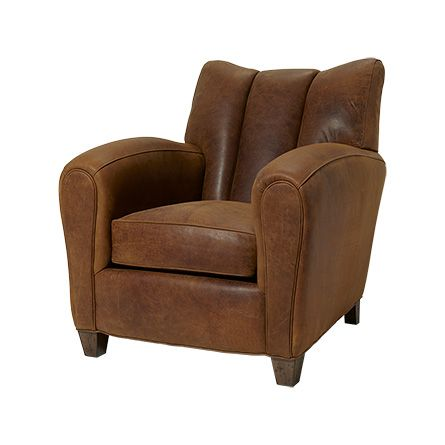 Groovy Shop Our Hoffman Lounge Chair At Arhaus Club Chair Pdpeps Interior Chair Design Pdpepsorg