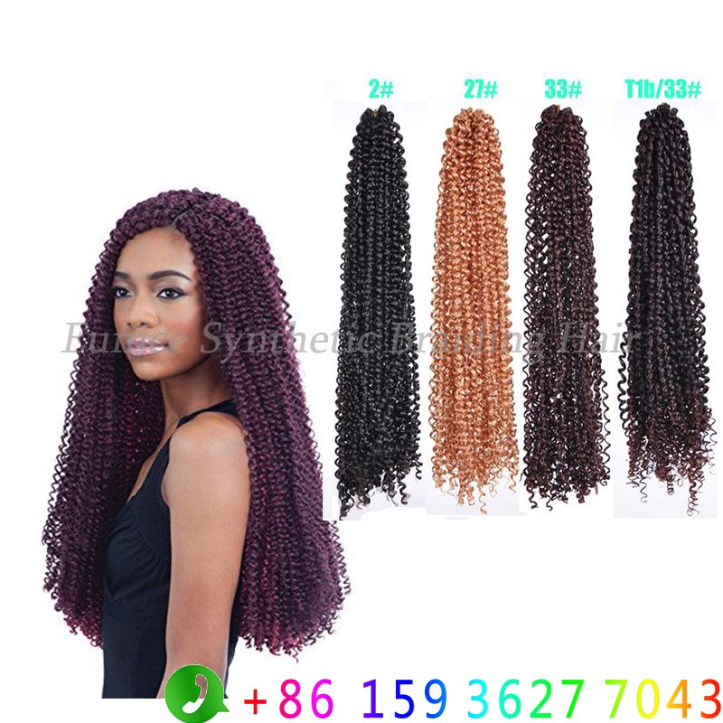Find More Bulk Hair Information About Hot Sale 18inch Freetress Hair