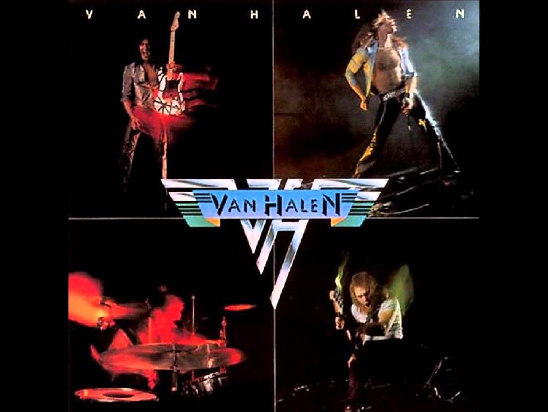 Van Halen On Fire Classic Rock Albums Rock Album Covers Van Halen Album Covers