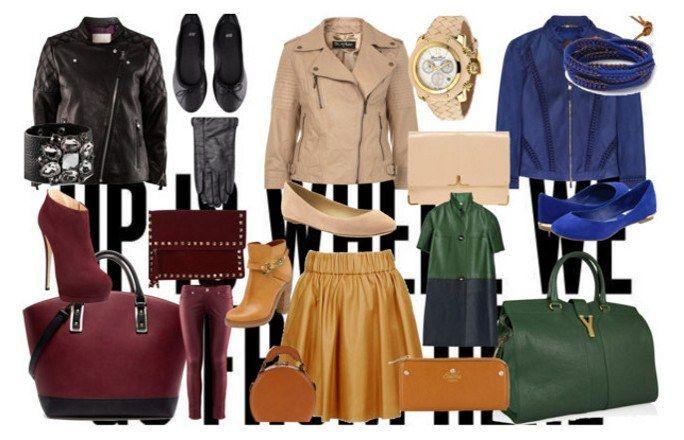 Moda jesień-zima 2013