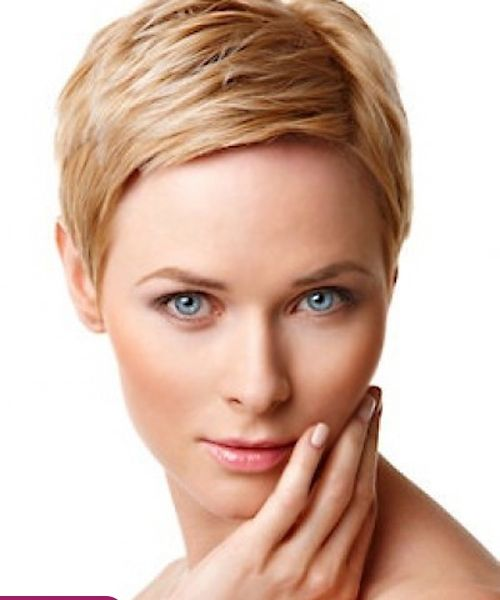 Strange Photos Short Hairstyles 2016 For Fine Hair 2015 Best Website Short Hairstyles Gunalazisus
