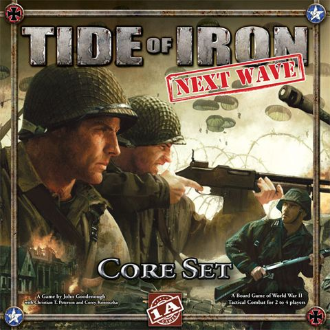 Tide of Iron #boardgame review. #WWII #WW2