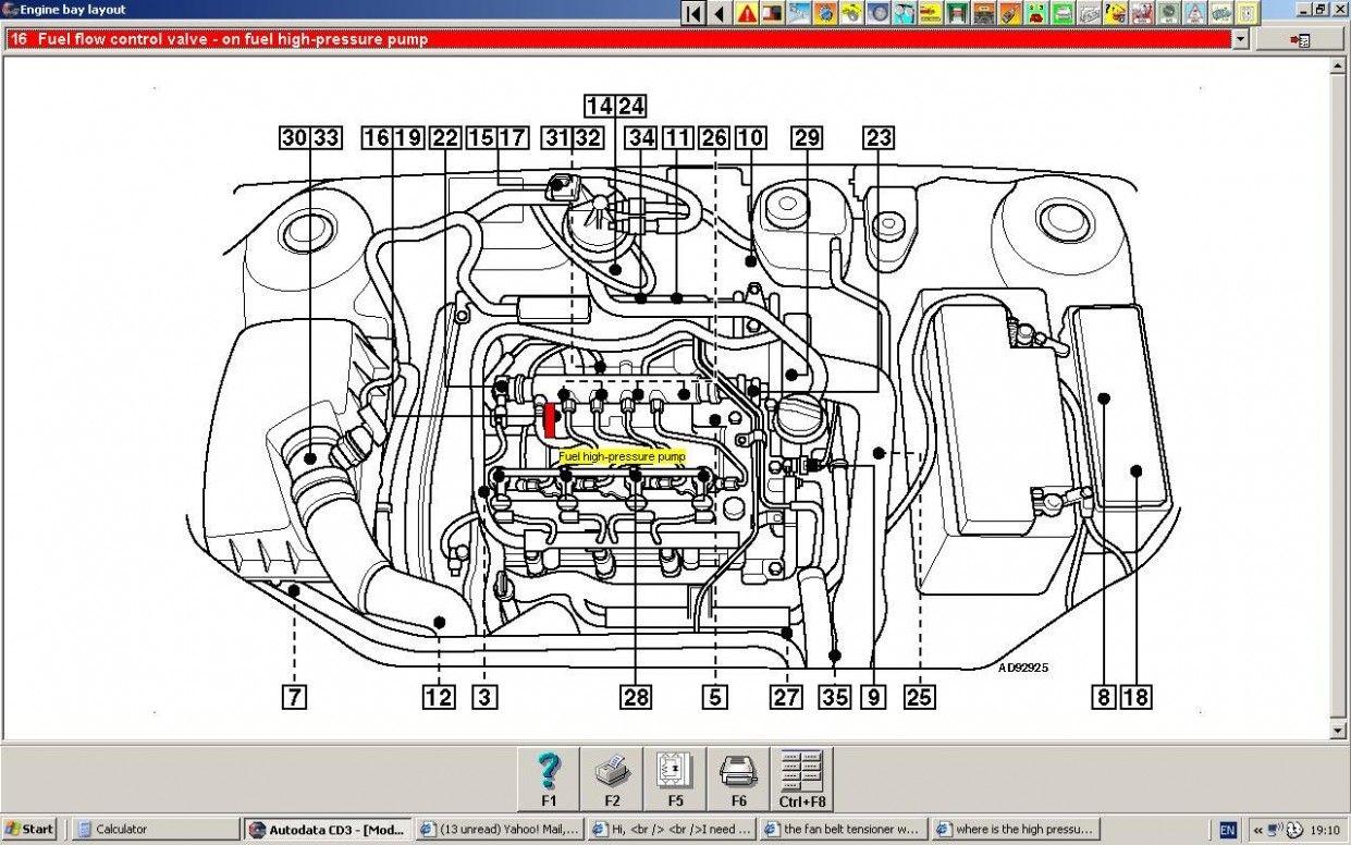 Wiring Diagram Zafira