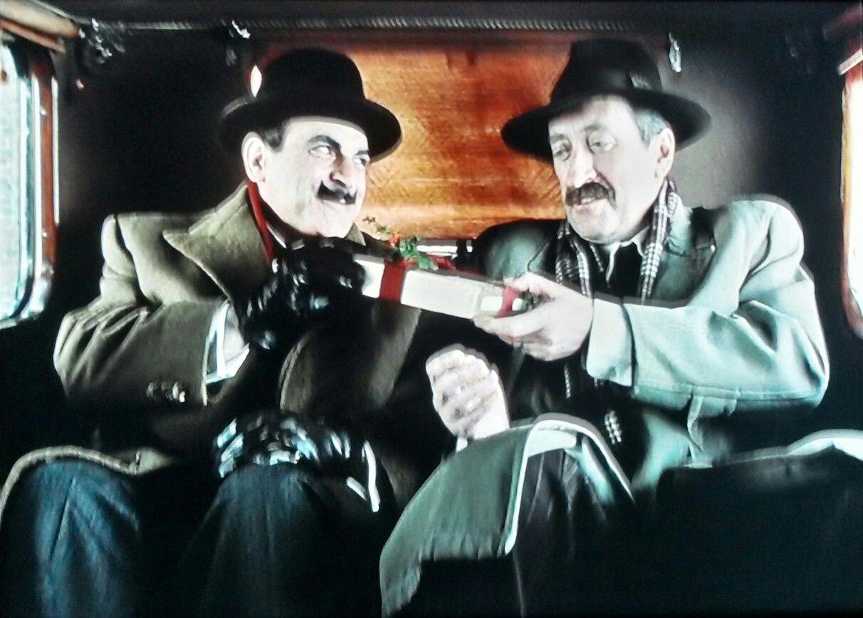 Hercule Poirots Christmas.Agatha Christie S Poirot Hercule Poirot S Christmas