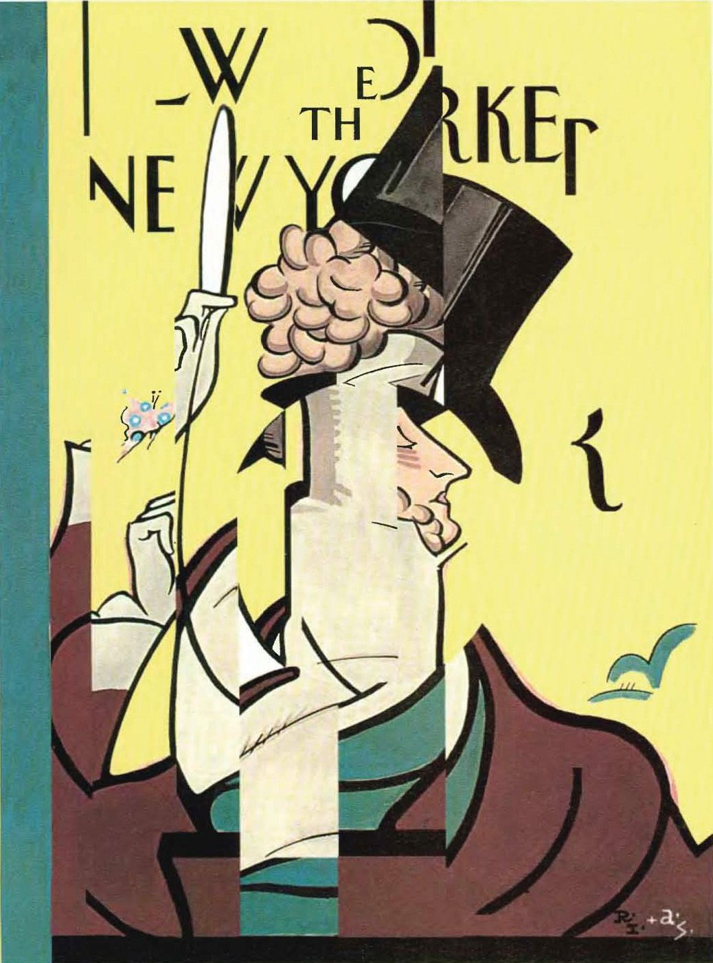 Eustace Tilley Celebrates 72nd Birthday >> Eustace Tilley Illustration By Art Spiegelman Some Tilleys Art