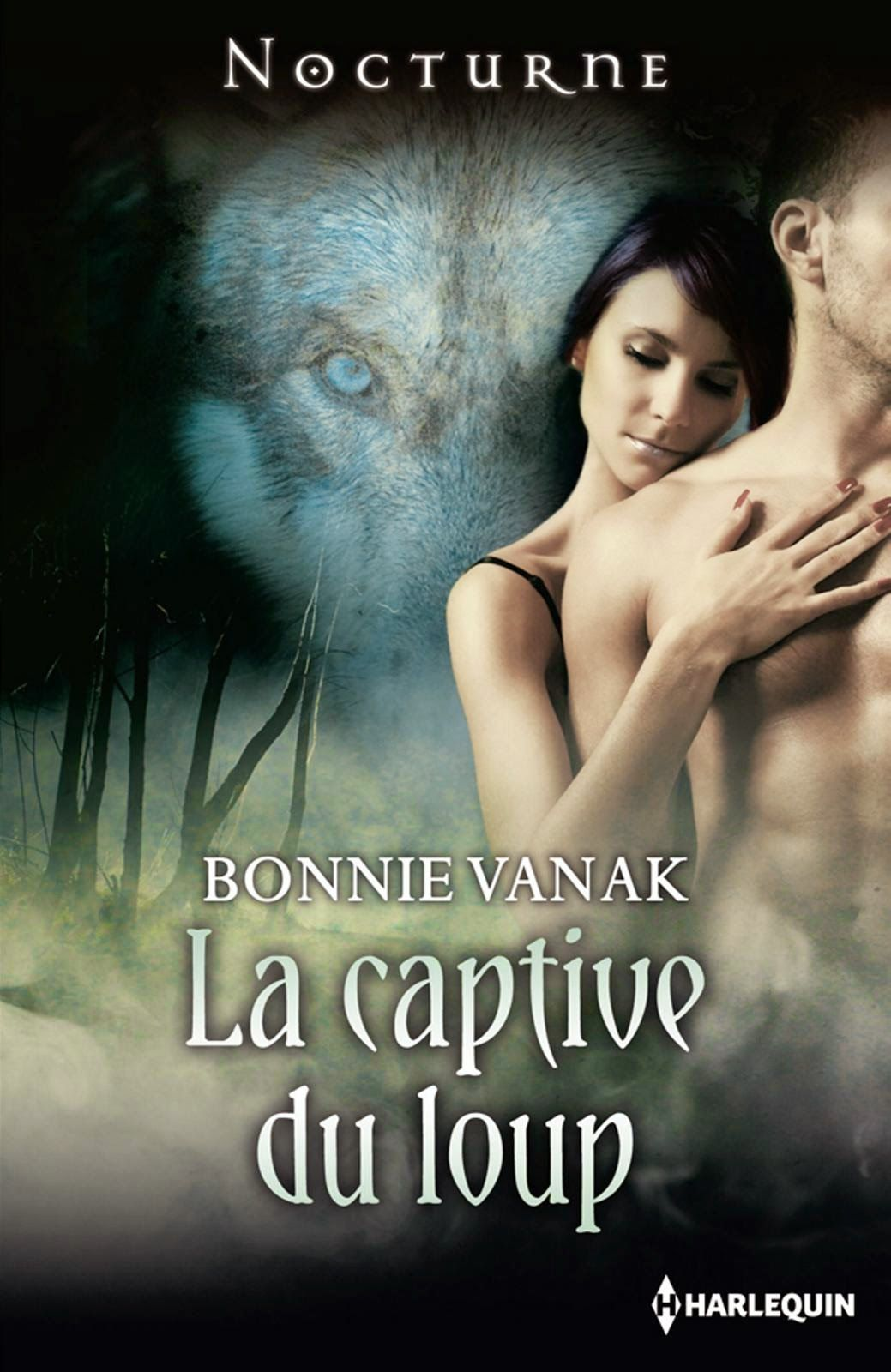 [ebook Gratuit] La Captive Du Loup (draicon T8)  Bonnie Vanak {