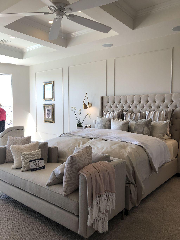 50 Perfect Elegant Bedroom Design Ideas Trendehouse Luxurious Bedrooms Elegant Bedroom Design Modern Master Bedroom