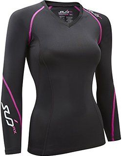 SUB Sports ELITE RX Womens Graduated Compression Top - Long Sleeve Base Layer