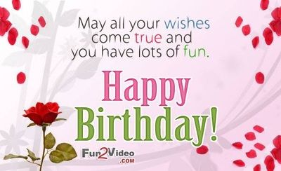 Funny Happy Birthday Quotes Messages Pictures For All