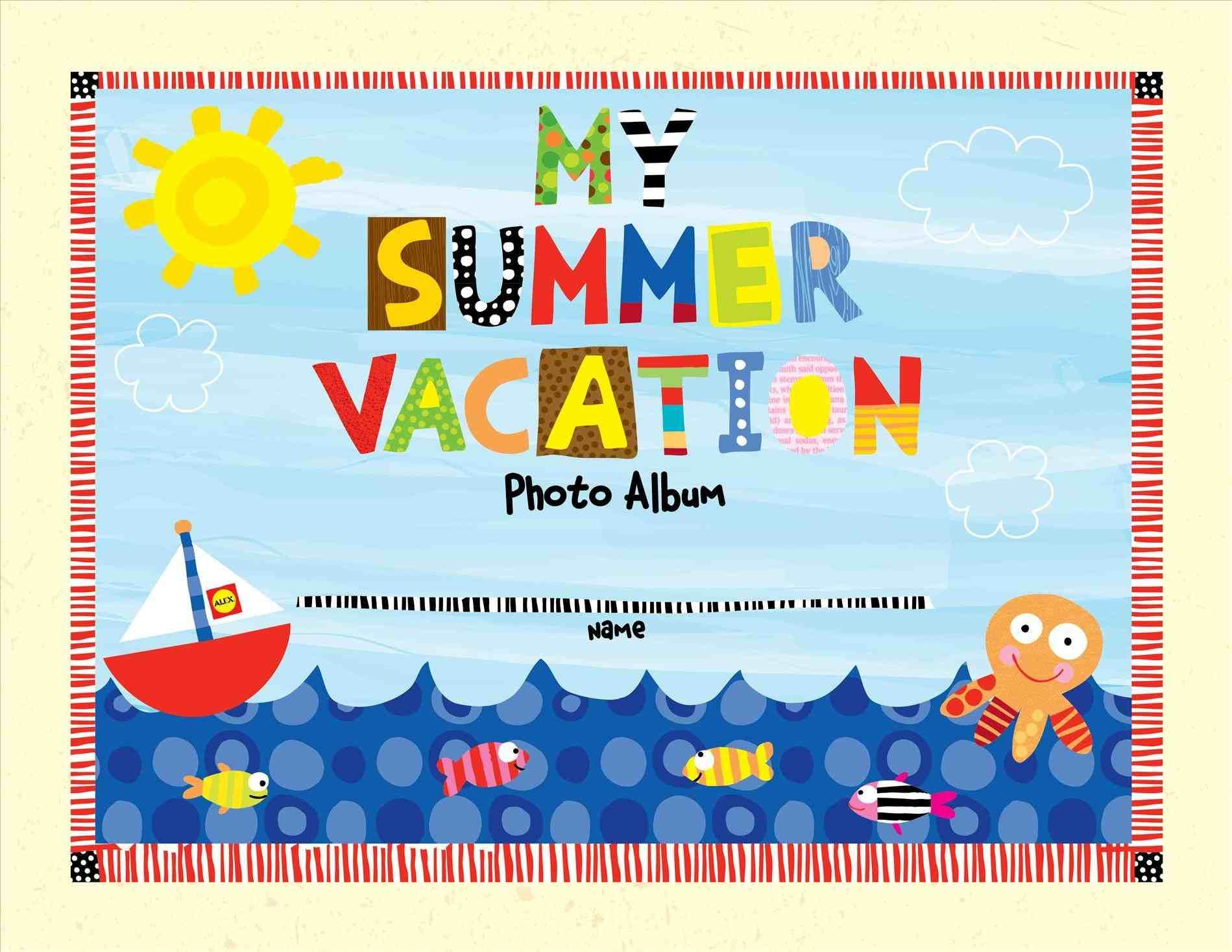 New Post Happy Summer Vacation Gif