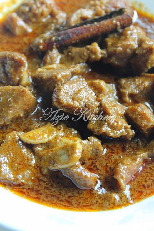 Pin On Malay Cooking