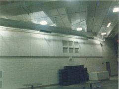 Tectum Correctional Interior Ceiling And Wall Panels