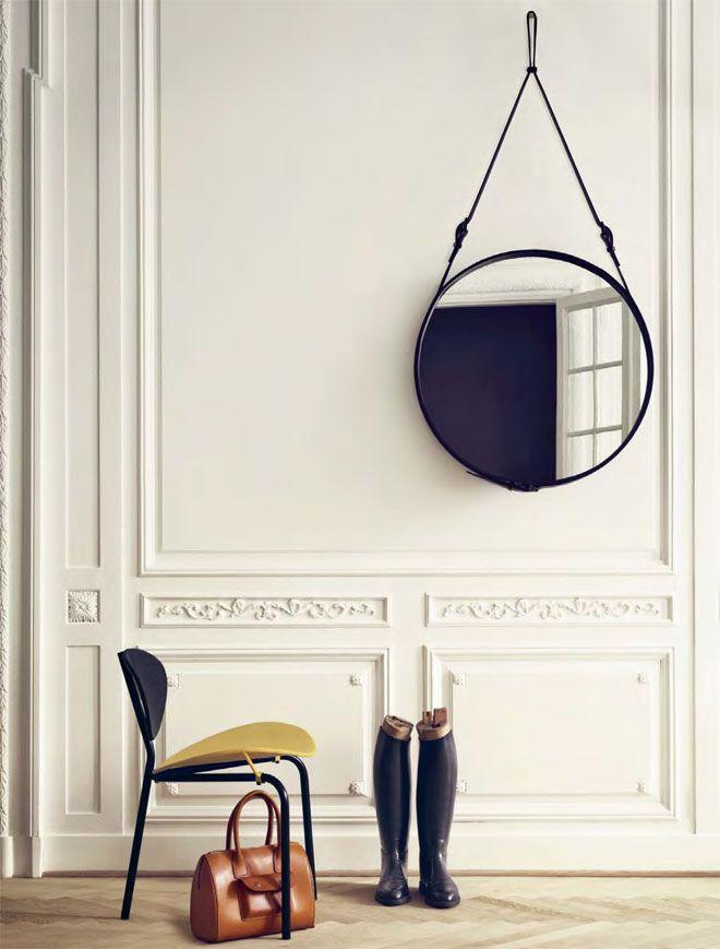 Mirror Hermes Lovely Interiors Espejos Espejos