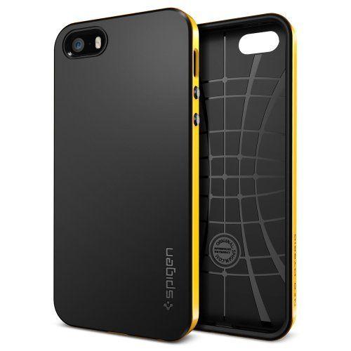 SPIGEN SGP SGP10364 Neo Hybrid Case for iPhone 5/5S - Retail ...