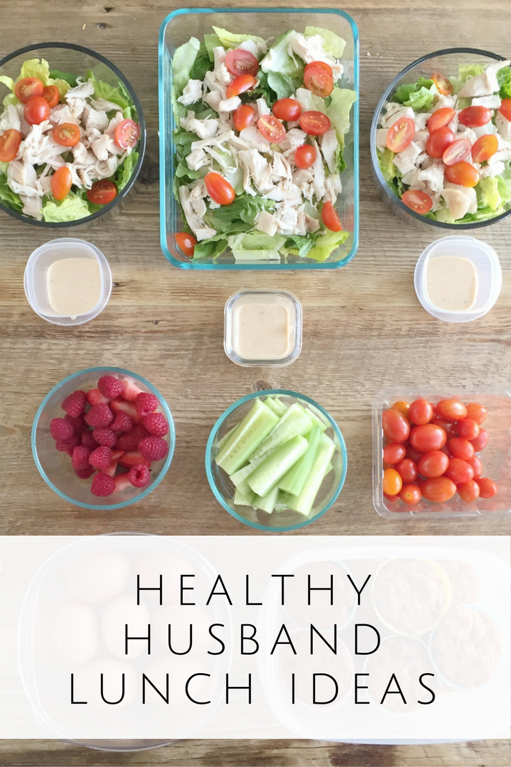 healthy husband lunch ideas | the balanced life blog posts | lunch