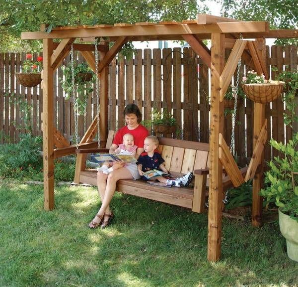 Garden Swings For Adults Ljuljaska Za Bastu Auxiliary Facilities