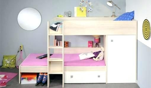 Bunk Beds For Low Ceilings Short Bunk Beds For Low Ceilings With
